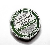 Dr K Soap Company Shaving Soap Peppermint