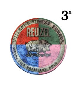 Reuzel Custom 3-pack (113g)