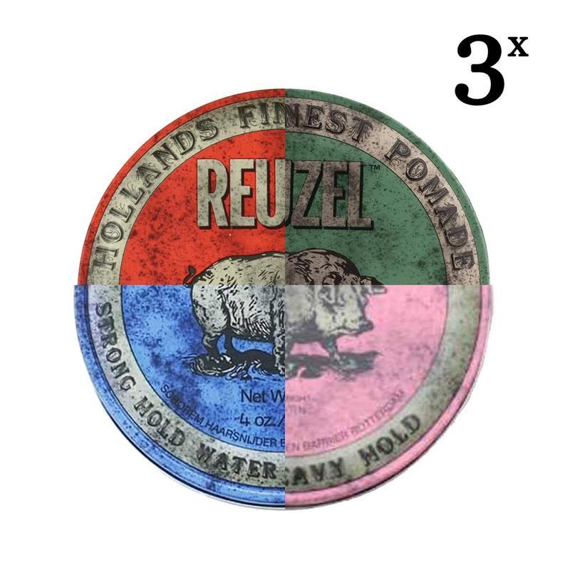 Reuzel Custom 3-pack (113g)