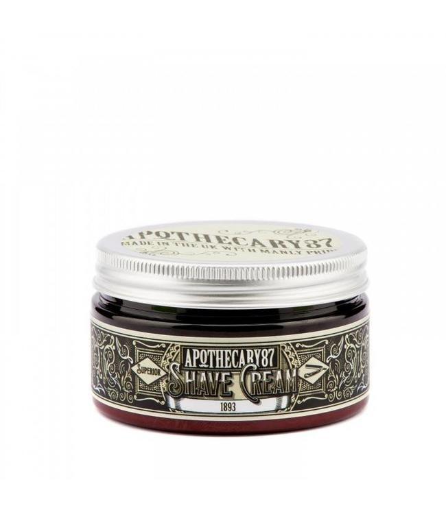 Apothecary87 1893 Shave Cream