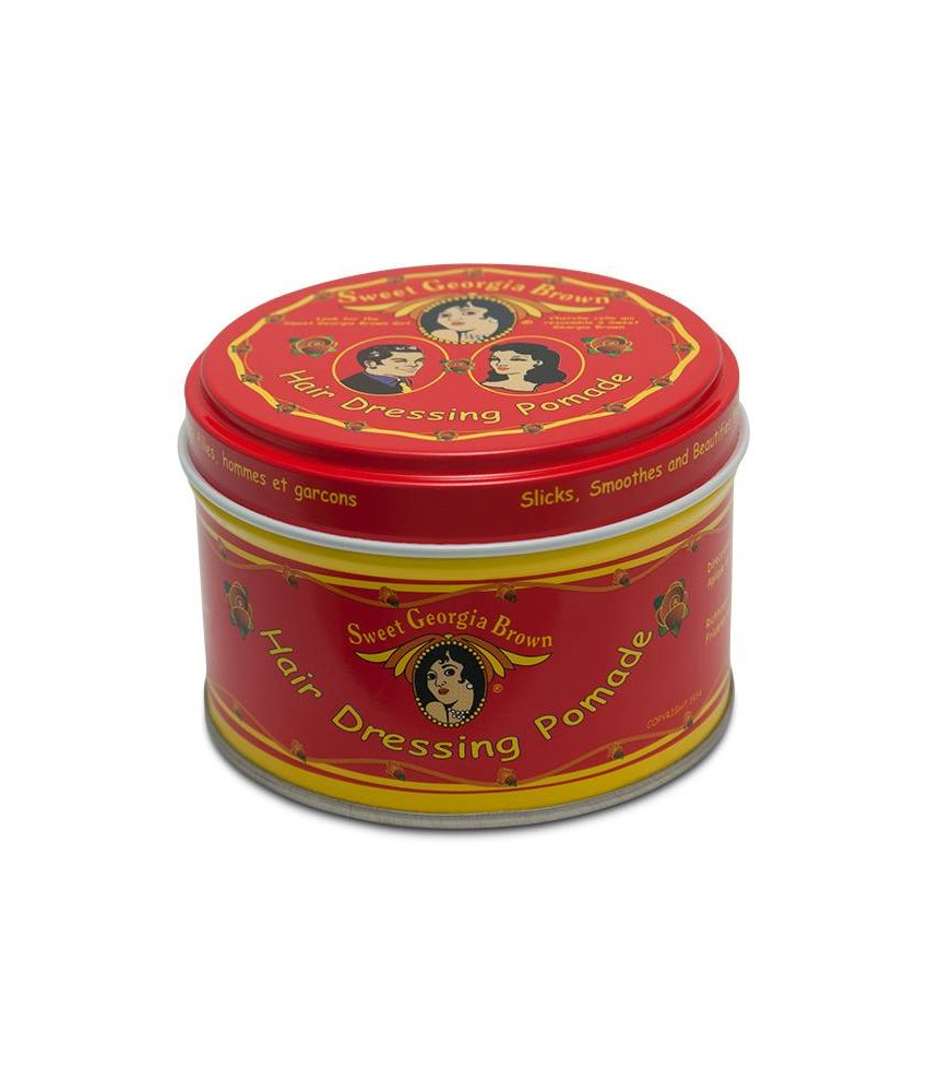 Sweet Georgia Brown Pomade Red