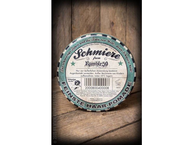 Schmiere Pomade Strong