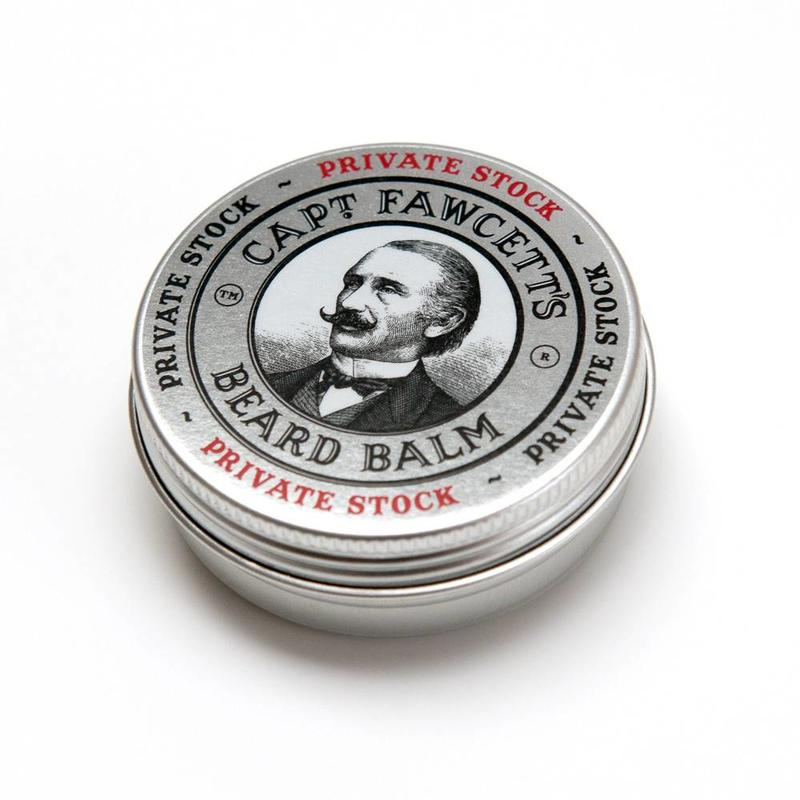 Captain Fawcett Beard Balm