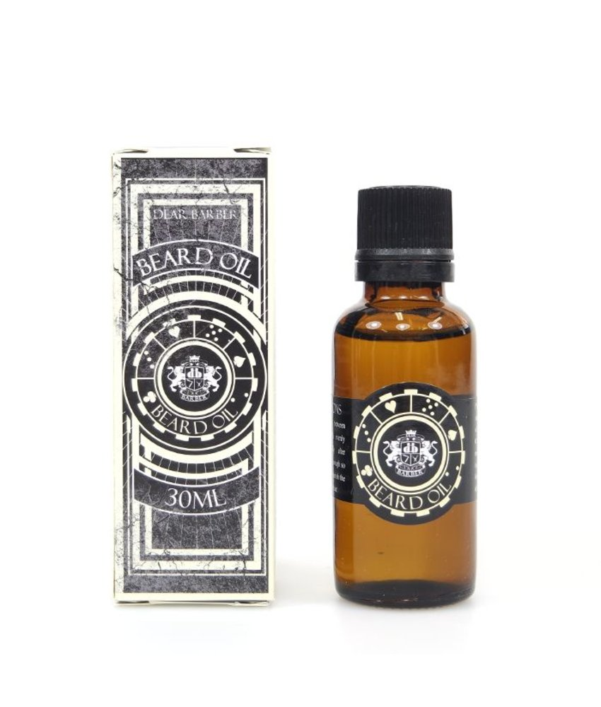 Dear Barber Beard Oil