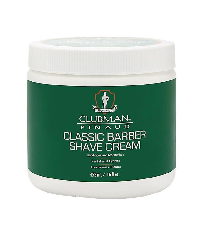 Clubman Pinaud Classic Barber Shave Cream