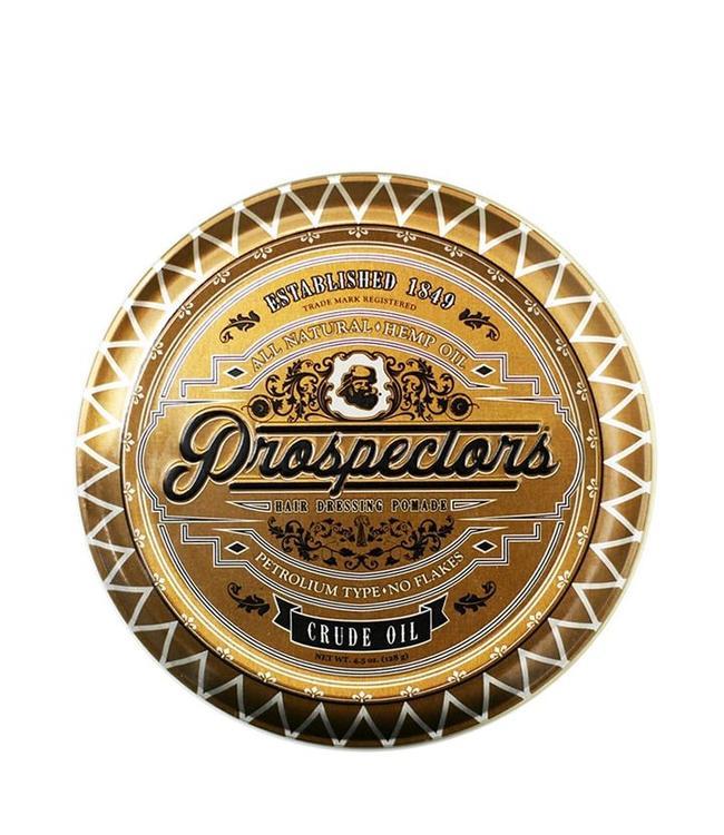 Prospectors Pomade Crude Oil - 128 gram