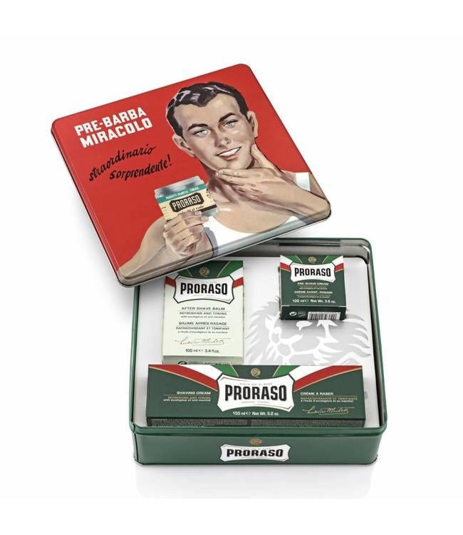 Proraso Vintage Gift Box Green