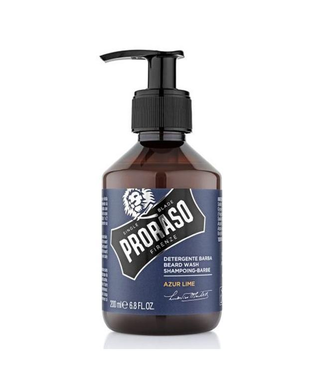 Proraso Beard Wash - Azur Lime