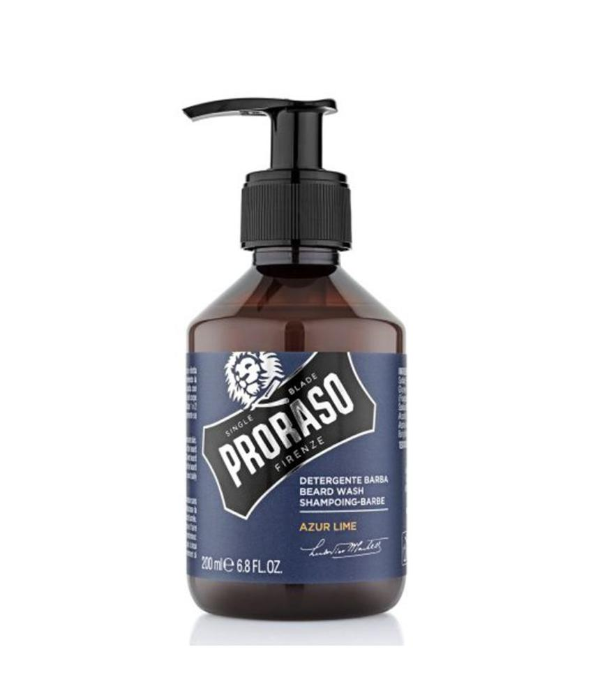 Proraso Beard Wash - Azur Lime