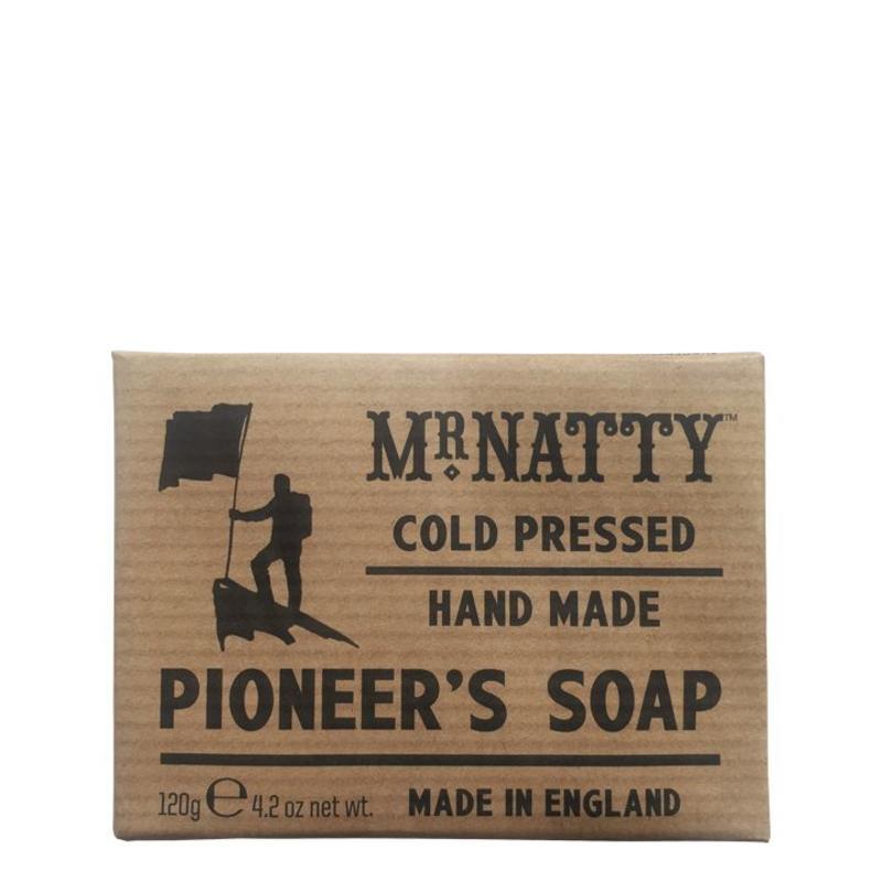 Mr Natty Pioneer's Soap