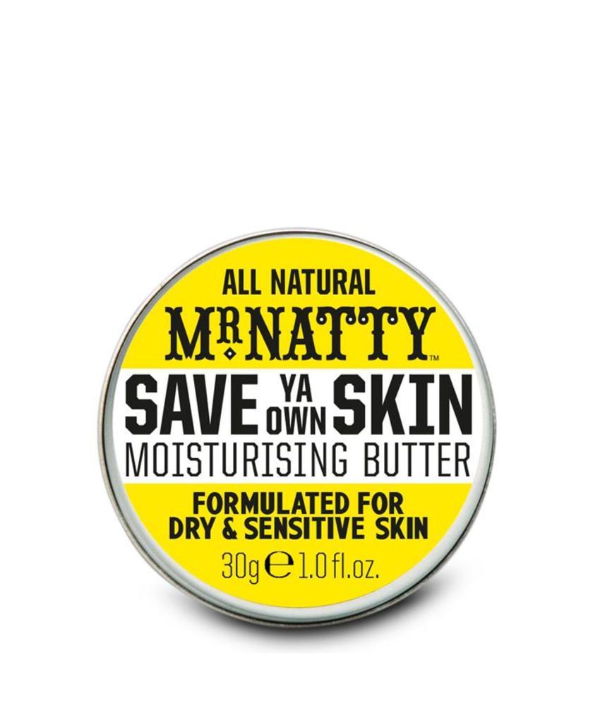 Mr Natty Save Ya Own Skin
