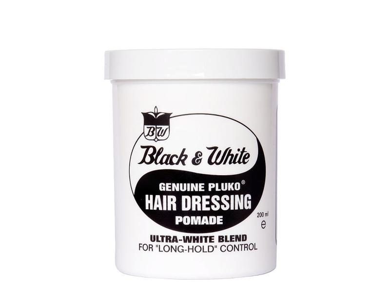 Black & White Pomade Original