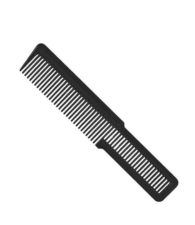 Wahl Flat Top Clipper Comb Black Large