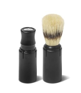 Imperial Barber Products Shave Brush Travel