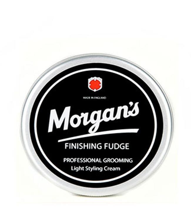 Morgan's Finishing Fudge