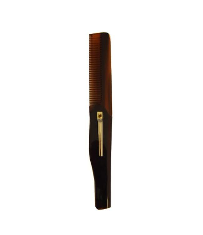 Morgan's Folding Beard & Moustache Comb
