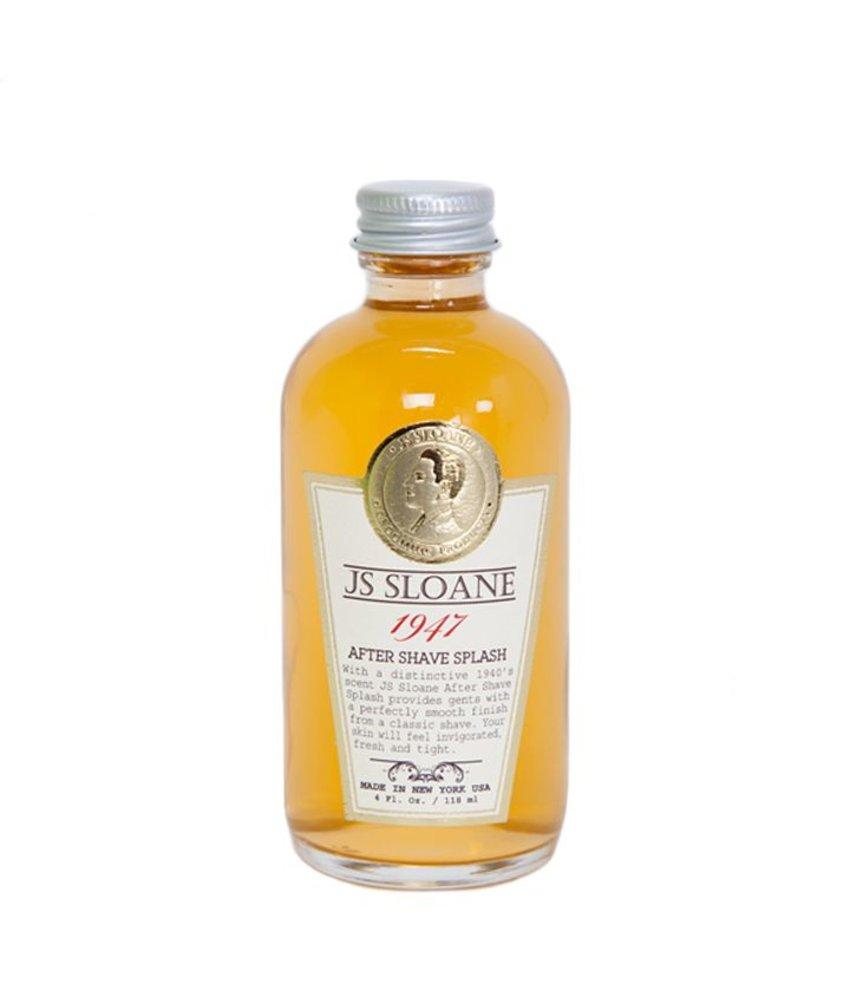JS Sloane Co 1947 After Shave Splash