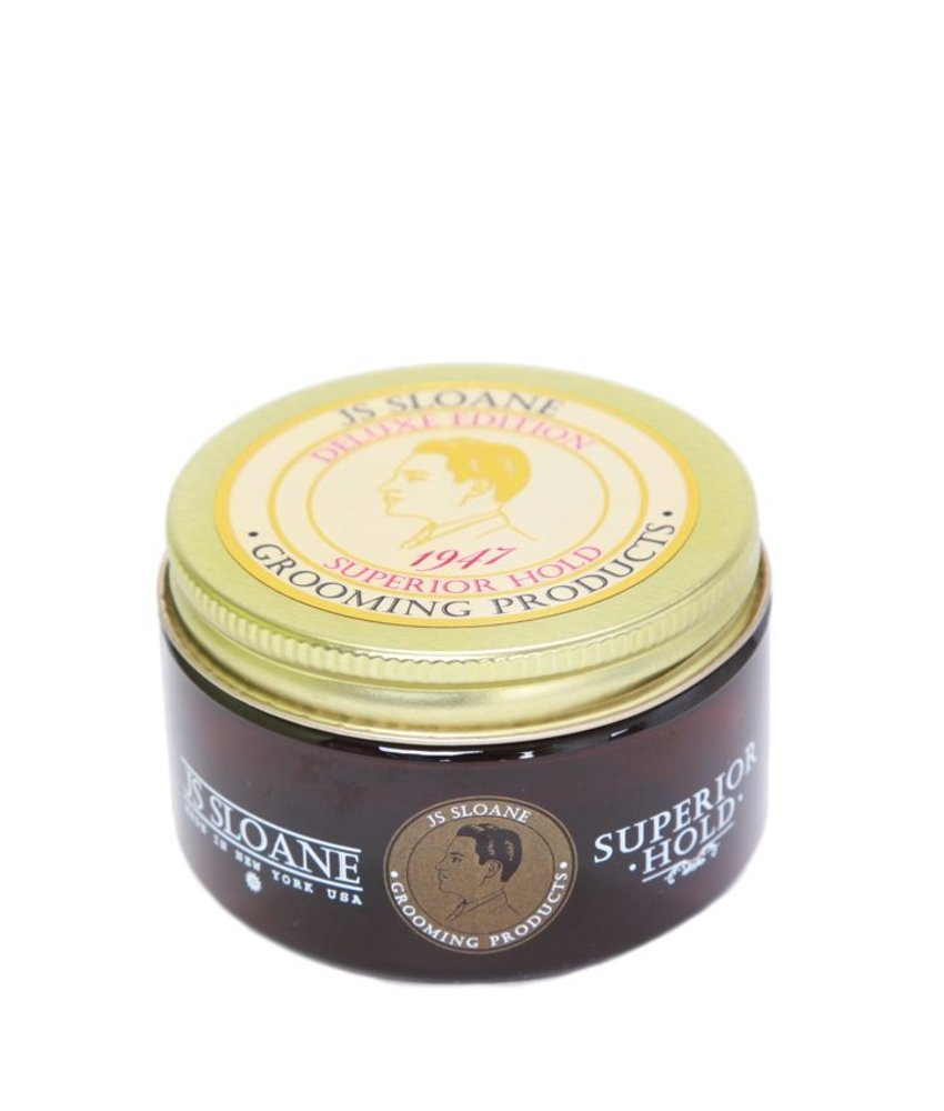 JS Sloane Co Superiour Hold Pomade