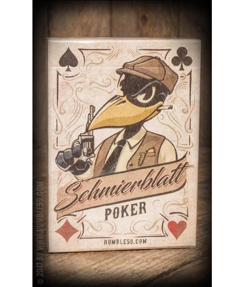 Schmiere Poker Game Deck