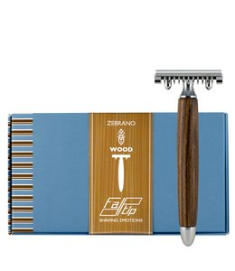Fatip Safety Razor Zebrano (open kam)