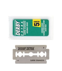 Derby Double Edge Blades (5 st)