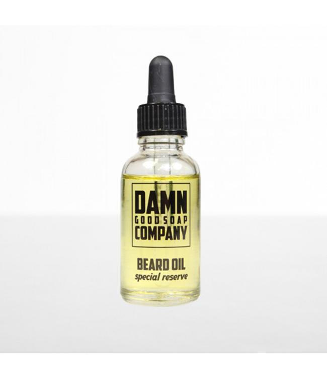 Damn Good Soap Beard Oil Special Reserve