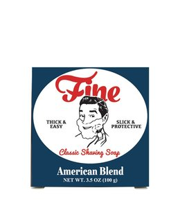 Fine Accoutrements Classic Shaving Soap - American Blend