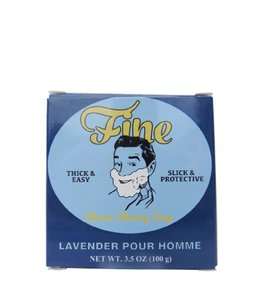Fine Accoutrements Classic Shaving Soap Lavender