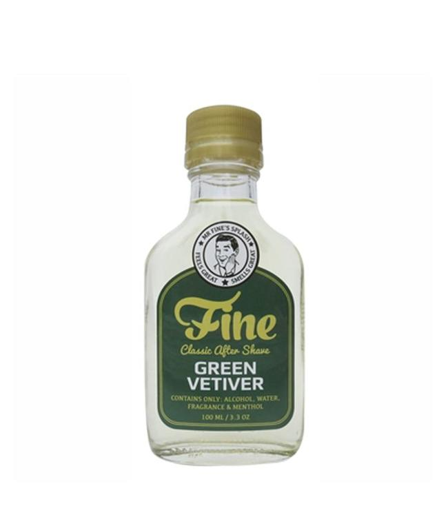Fine Accoutrements Classic Aftershave Green Vetiver