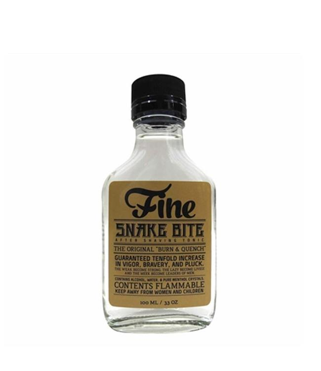 Fine Accoutrements Classic Aftershave Snake Bite