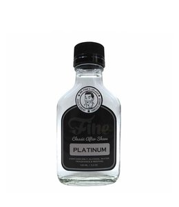 Fine Accoutrements Classic Aftershave Platinum