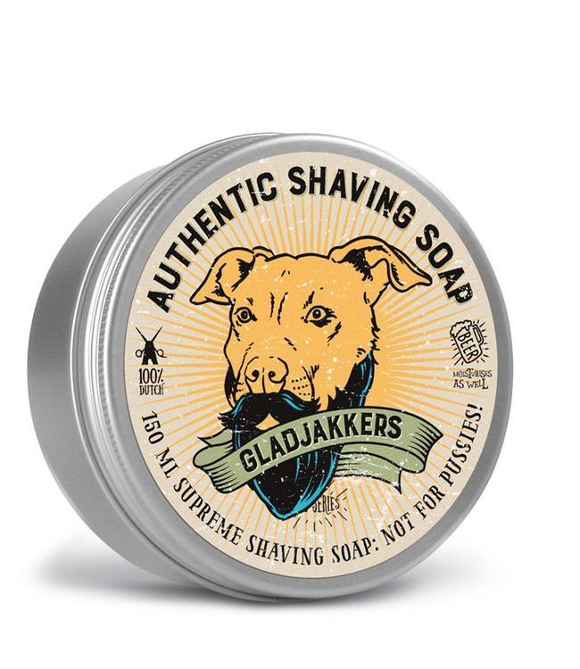 Gladjakkers Authentic Shaving Soap 1955