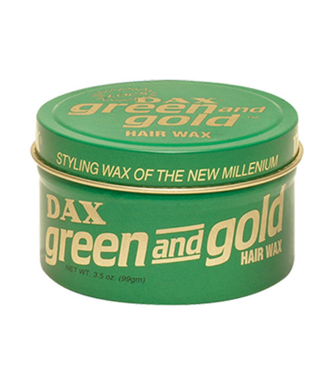 Dax Green and Gold