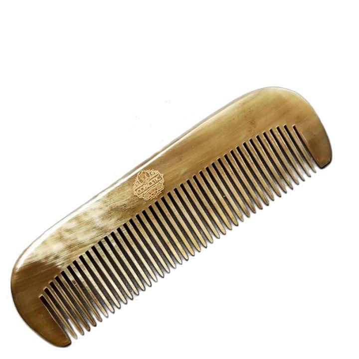 Copacetic Ox Horn Straight Comb The Alpha Men
