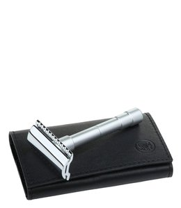 Merkur Safety Razor 46C in travel etui