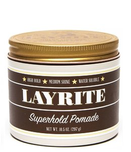 Layrite Superhold Pomade XL 297 gram