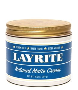 Layrite Natural Matte Cream Pomade XL 297 gram