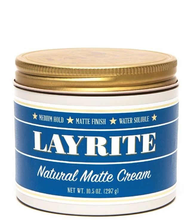 Layrite Natural Matte Cream Pomade - 297 gram XL