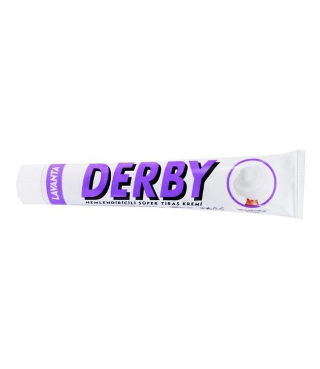 Derby Shaving Cream Tube - Lavender