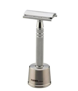 Feather Safety Razor schroefsluiting + houder