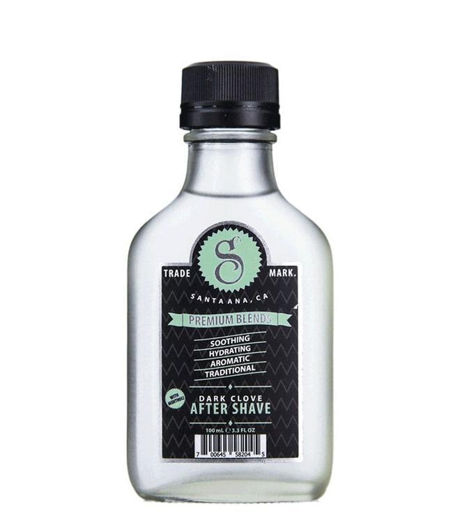 Suavecito Premium Dark Clove Aftershave