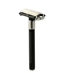 Feather Safety Razor Populair + 2 mesjes