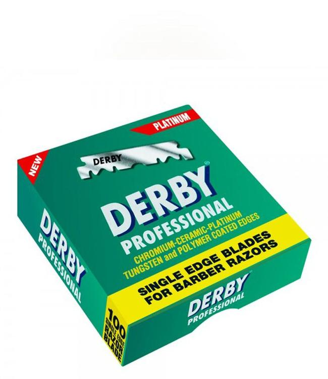 Derby Single Edge Blades - 100 pcs