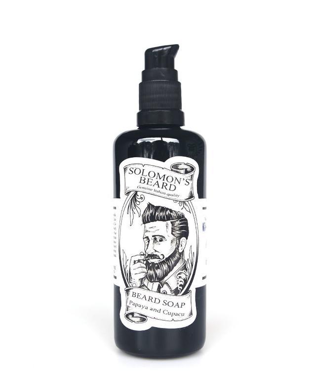 Solomon's Beard Soap Papaya and Cupacu