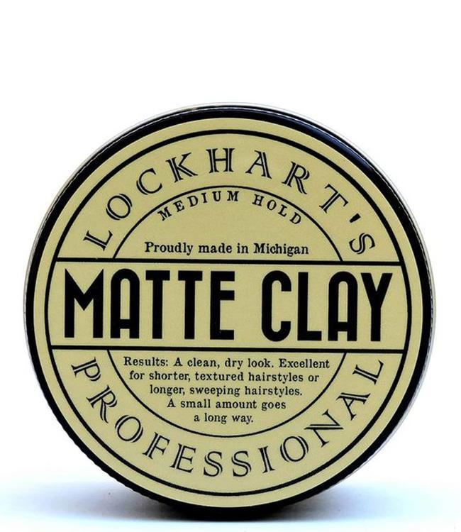 Lockhart's Matte Clay