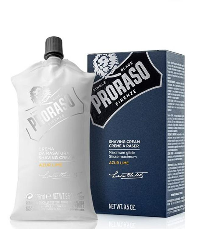 Proraso Shaving Cream - Azur Lime