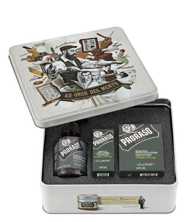 Proraso Beard Kit - Cypress & Vetyver