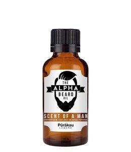 Alpha Beard Oil Purakau - Peppermint