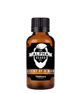 Alpha Beard Oil Tetekura - Lemongrass