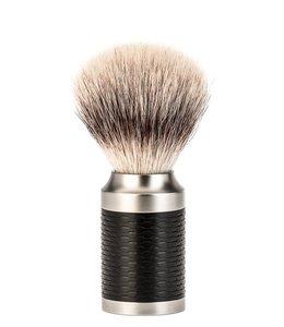 Muhle Rocca - Silvertip Fibre - M - Zwart